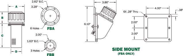 FBA Series Filler Breather Bayonet Style : Maradyne Corporation