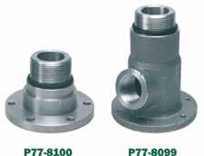 P77-8099/8100 Reservoir Air Breather Adapters : Maradyne